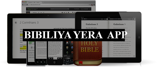 BIBILIYA YERA APP