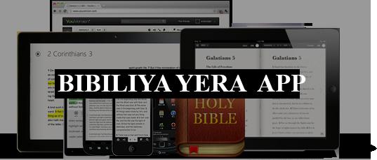 BIBILIYA YERA APP